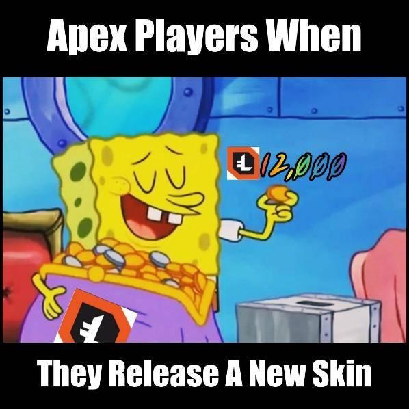 Apex Legends: Memes - :) image 1