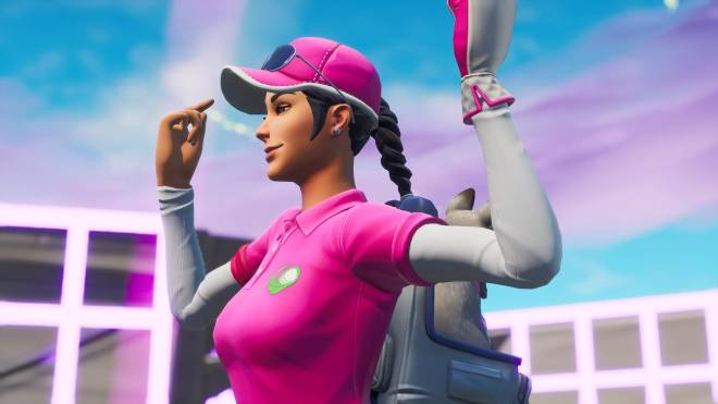 Fortnite: Battle Royale - Fore! (Birdie [with Bonesy] Showcase) ⛳💕✨ image 6