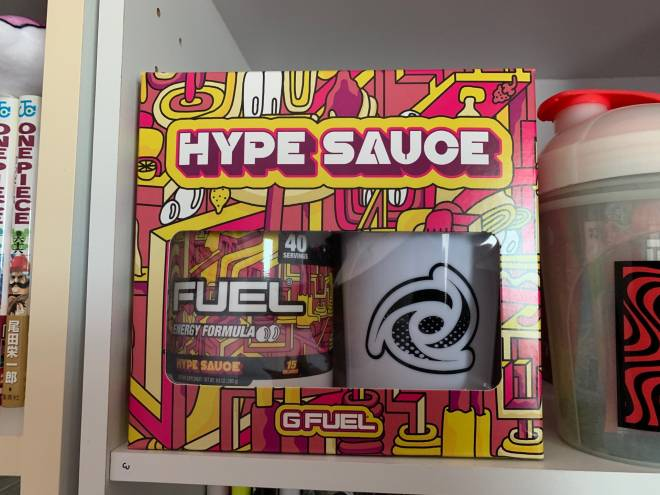 G Fuel: General - I got !! image 1