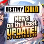 [Derring News] News on September's Second Update