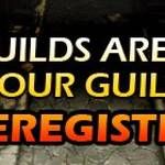 Guild Preregistration Event