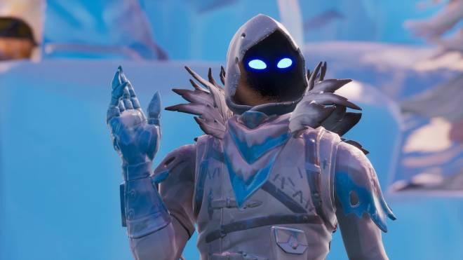 Fortnite: Battle Royale - Frosty Feathers... ❄️🕊️✨(Frozen Raven Showcase)  image 14