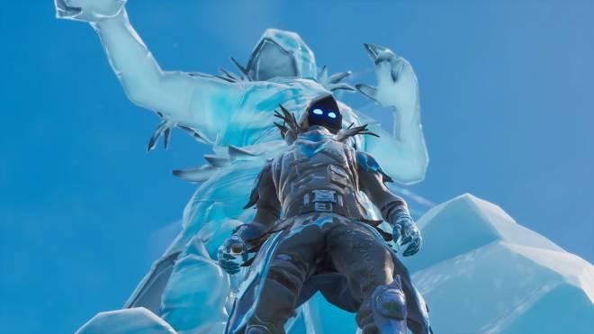 Fortnite: Battle Royale - Frosty Feathers... ❄️🕊️✨(Frozen Raven Showcase)  image 2