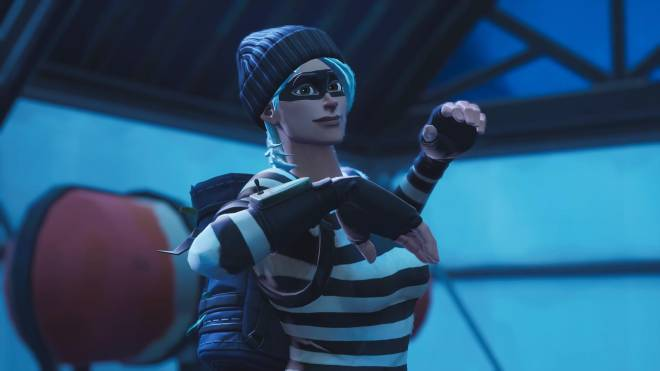 Fortnite: Battle Royale - Robbery in Style... 💰💕✨(Rapscallion Showcase)  image 4