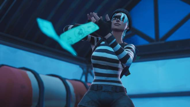 Fortnite: Battle Royale - Robbery in Style... 💰💕✨(Rapscallion Showcase)  image 11