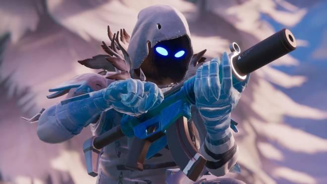 Fortnite: Battle Royale - Frosty Feathers... ❄️🕊️✨(Frozen Raven Showcase)  image 22
