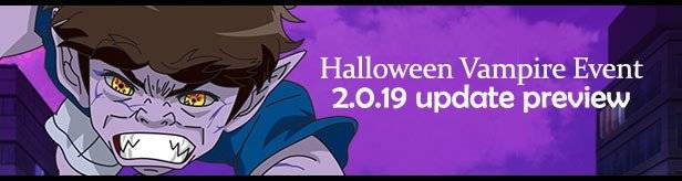 GETCHA GHOST: notice - Halloween Vampire Event  image 30