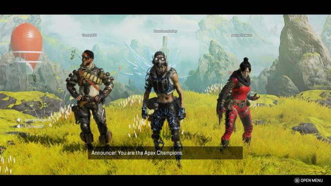 Apex Legends: General - Finally  image 2
