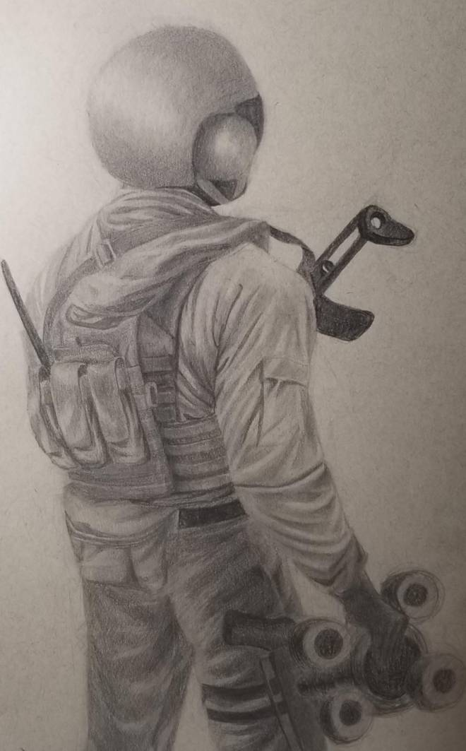 Rainbow Six: Art - Jager is bae image 1