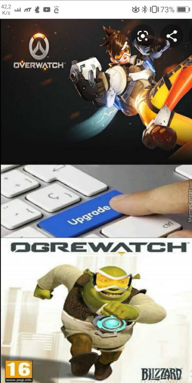 Overwatch: Memes - Okk image 1