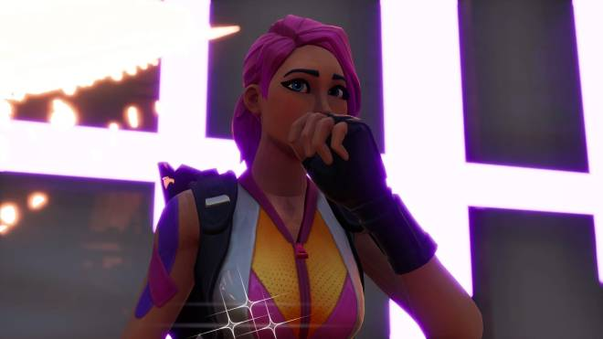 Fortnite: Battle Royale - Adventurous and Adorable... 🧗🏽‍♀️💕✨(Journey Showcase) image 16