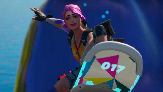 Fortnite: Battle Royale - Adventurous and Adorable... 🧗🏽‍♀️💕✨(Journey Showcase) image 2