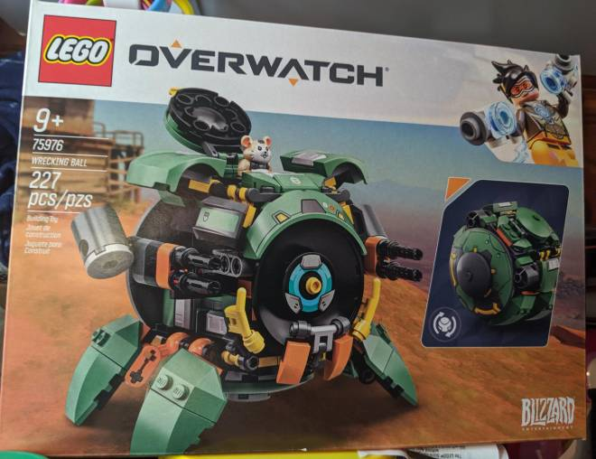 Overwatch: General - Can't wait to build this! image 2