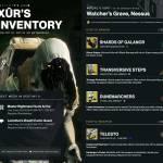 Xur Inventory (10/18/19)