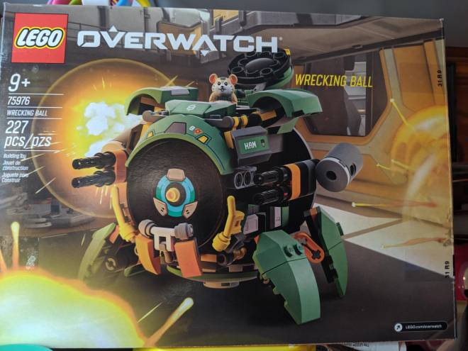 Overwatch: General - Can't wait to build this! image 3