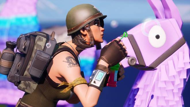 Fortnite: Battle Royale - Battle Ready... 🔫💕✨(Munitions Expert Showcase)  image 3