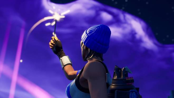 Fortnite: Battle Royale - Bold and Blue...💙✨❗(Blue Team Leader Showcase)  image 19