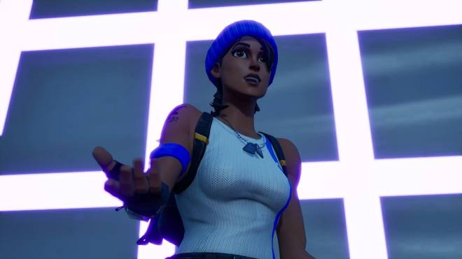 Fortnite: Battle Royale - Bold and Blue...💙✨❗(Blue Team Leader Showcase)  image 14