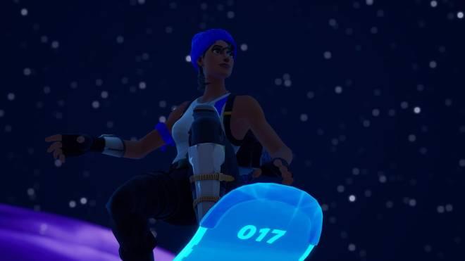Fortnite: Battle Royale - Bold and Blue...💙✨❗(Blue Team Leader Showcase)  image 6