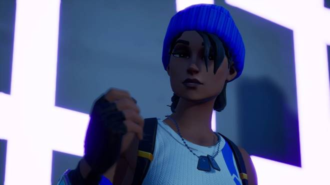 Fortnite: Battle Royale - Bold and Blue...💙✨❗(Blue Team Leader Showcase)  image 21