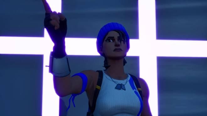 Fortnite: Battle Royale - Bold and Blue...💙✨❗(Blue Team Leader Showcase)  image 18