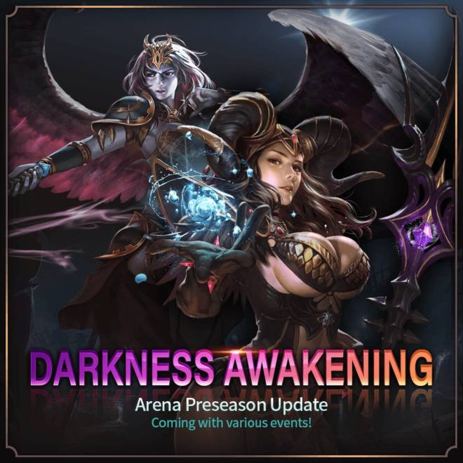 AWAKERS: Event - Darkness Awakening! New update with events are coming! image 1