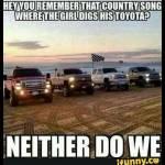 Trucks rule