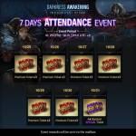 DARKNESS AWAKENING 1st EVENT!