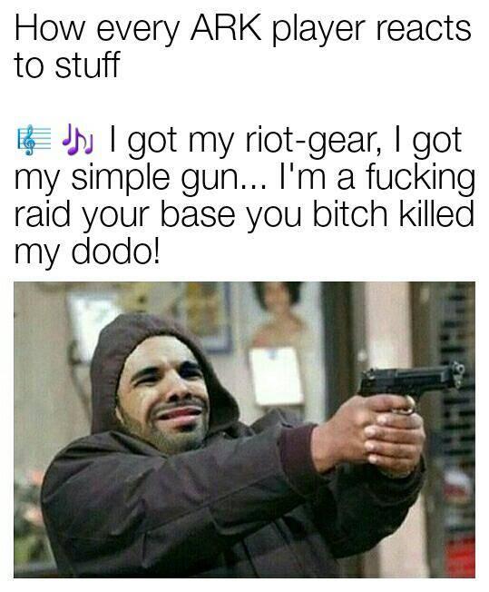 ARK: Survival Evolved: Memes - So real  image 1