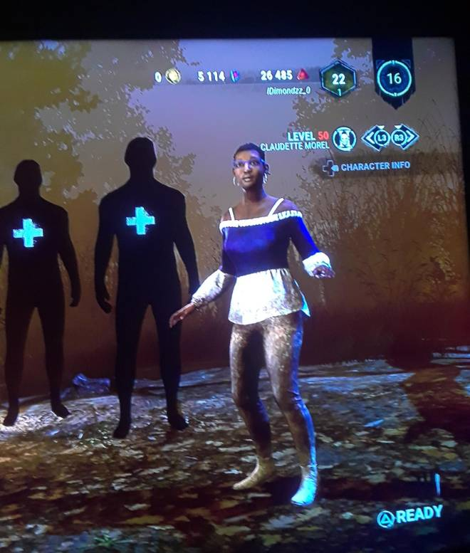 Dead by Daylight: Looking for Group - Who try to play dbd no toxic people just to have fun send me ur nametags ps4 image 3