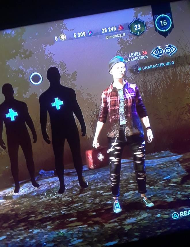 Dead by Daylight: Looking for Group - Swf ranked 16 going to 15 someone to play with dont care if u bad or good image 4