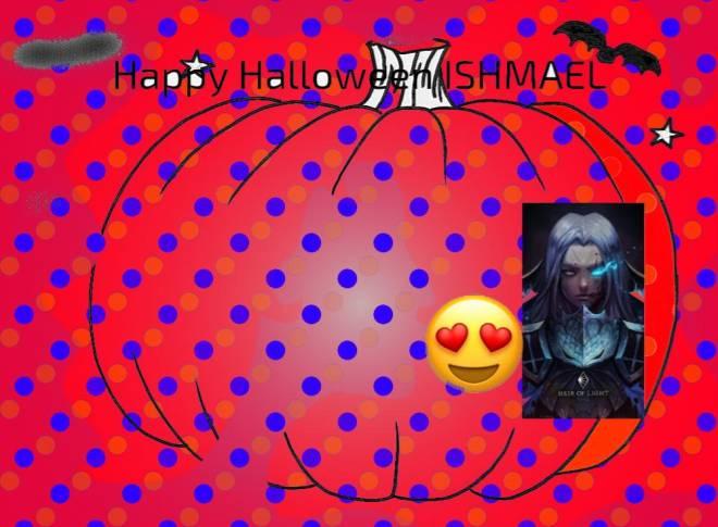 HEIR OF LIGHT: Pumpkin Carving Design Contest - Id- 10015826182 Name- Ghostborn Server- SEA image 4