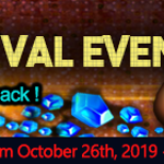 Daily Gem Revive Event