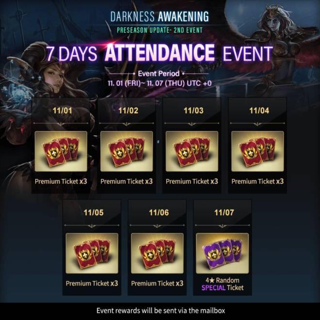 AWAKERS: Event - DARKNESS AWAKENING 2ND EVENT! image 1