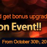 Expore Add on Event(Oct 30 ~ Nov 6)