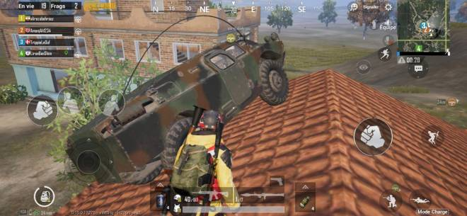 PUBG: PUBG Mobile - Do not ask me how I did 😂😂😂 image 1