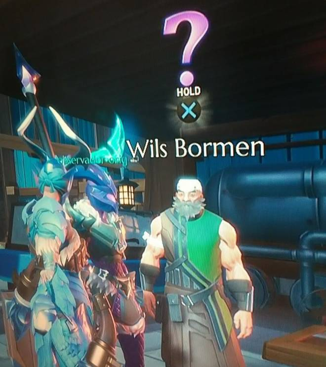 Dauntless: General - Do anyone knows what this means and what to do?? image 2