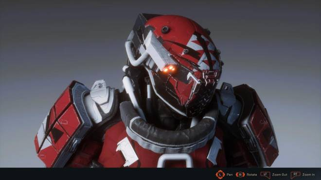 Anthem: General - Barrage Armour image 2
