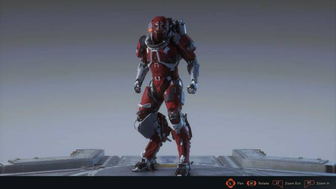 Anthem: General - Barrage Armour image 3