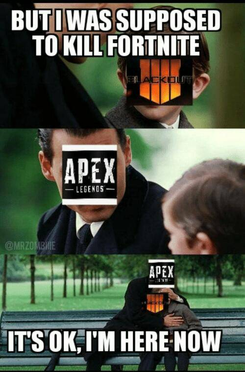 Apex Legends: Memes - Dead meme, but whatever... image 1