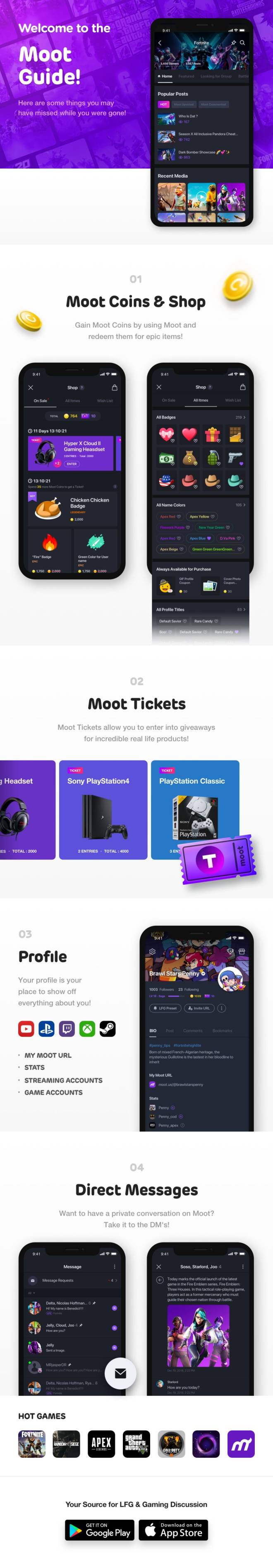 Moot: FAQ - Welcome to the Moot Guide #2 image 2