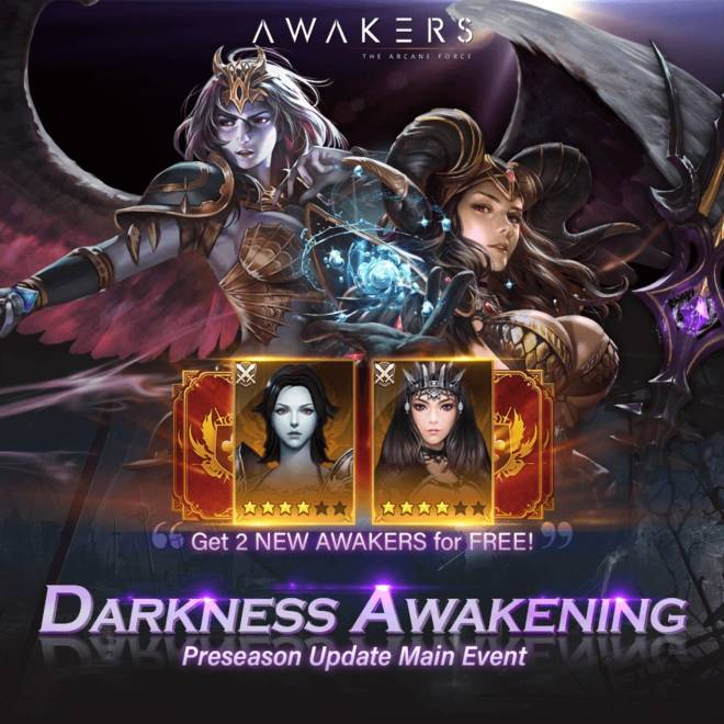 AWAKERS: Event - Event Announcement image 1