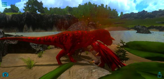 ARK: Survival Evolved: General - Went Alpha Dino Hunting found quite a few image 4