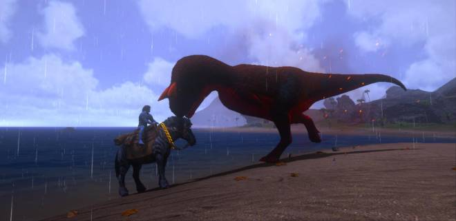 ARK: Survival Evolved: General - Went Alpha Dino Hunting found quite a few image 11