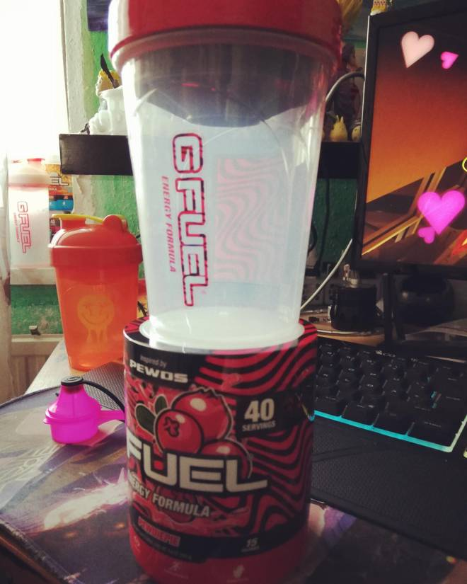 G Fuel: General - First post image 1