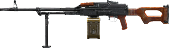 Call of Duty: General - [Build] PKM for lower levels who cannot kill the enemies image 1