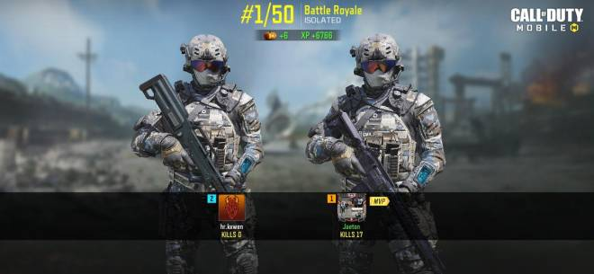 Call of Duty: POTG - Private Maches Cod Mobile image 1