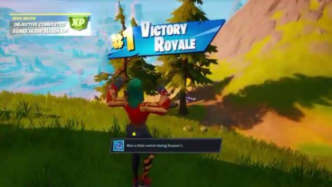 Fortnite: Battle Royale - First win 🎉 image 2