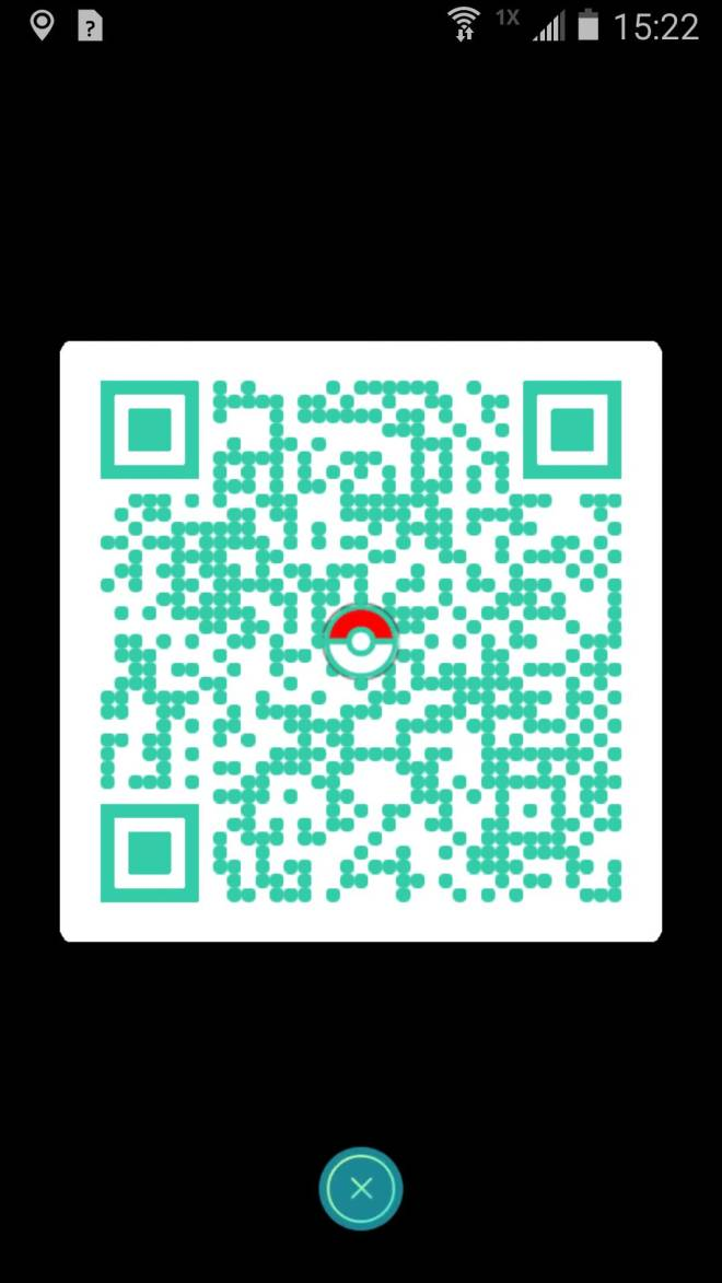 Pokemon: Looking For Group - Anyone want to battle here's my battle scan code image 3