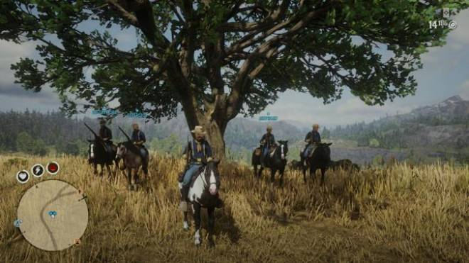 Red Dead Redemption: Looking for Group - The 1st Cavalry Regiment is recruiting and we want you! We are over 30 strong and want more join us  image 4